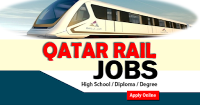 New Job Vacancies In Qatar Rail