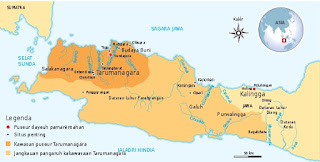 Wilayah Kerajaan Mataram