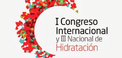 Cartel del I Congreso Internacional y III Nacional de Hidratación 2013
