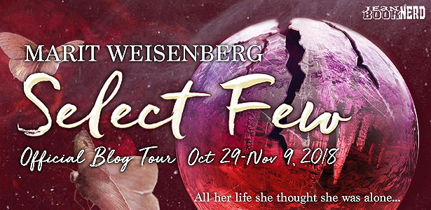 SELECT FEW by Marit Weisenberg [Q&A + Giveaway]