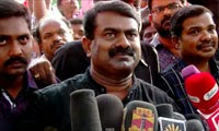 Attack On Puthiya Thalaimurai TV Office is an Act of Terrorism – Director Seeman