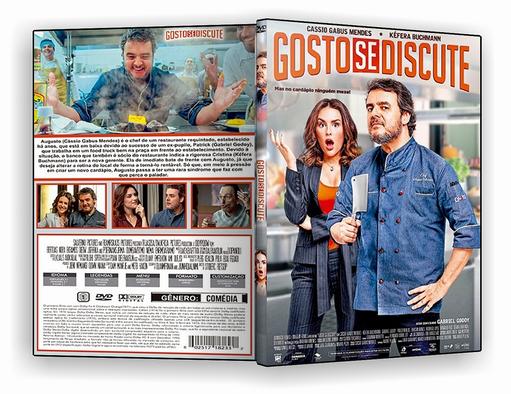 DVD-R Gosto se Discute – AUTORADO