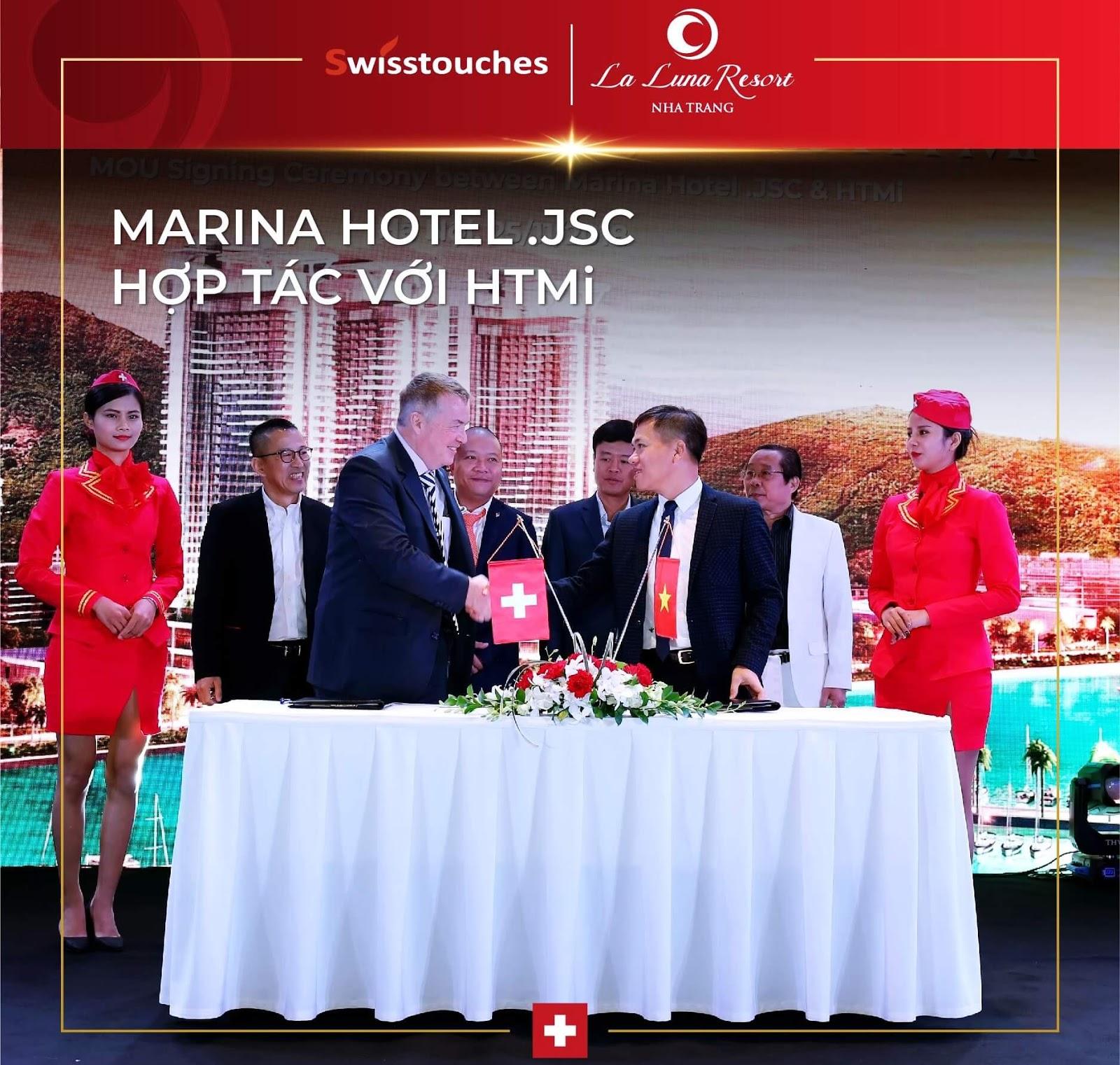 Swisstouches Hotel & Resort đơn vị vận hành toà condotel La Luna