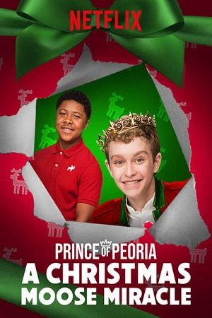 Filme O Príncipe de Peoria e o Milagre de Natal 2018 Torrent