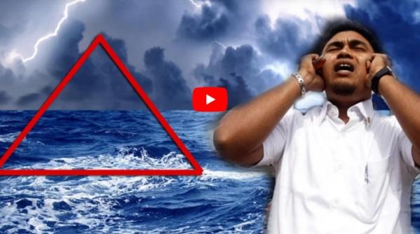 [Kisah Benar] Keajaiban Pilot Terselamat Dari Segi Tiga Bermuda Saat Melaungkan Azan. Ini Videonya