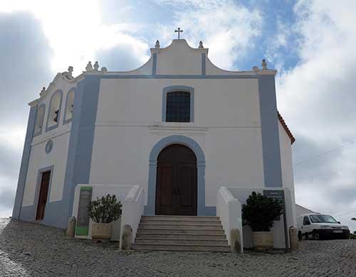 Igreja da Misericórdia, Aljezur.