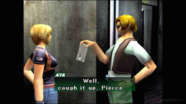 Parasite Eve 2 Ps1