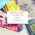 [DICA] Marcadores literários para imprimir, usar e ser feliz