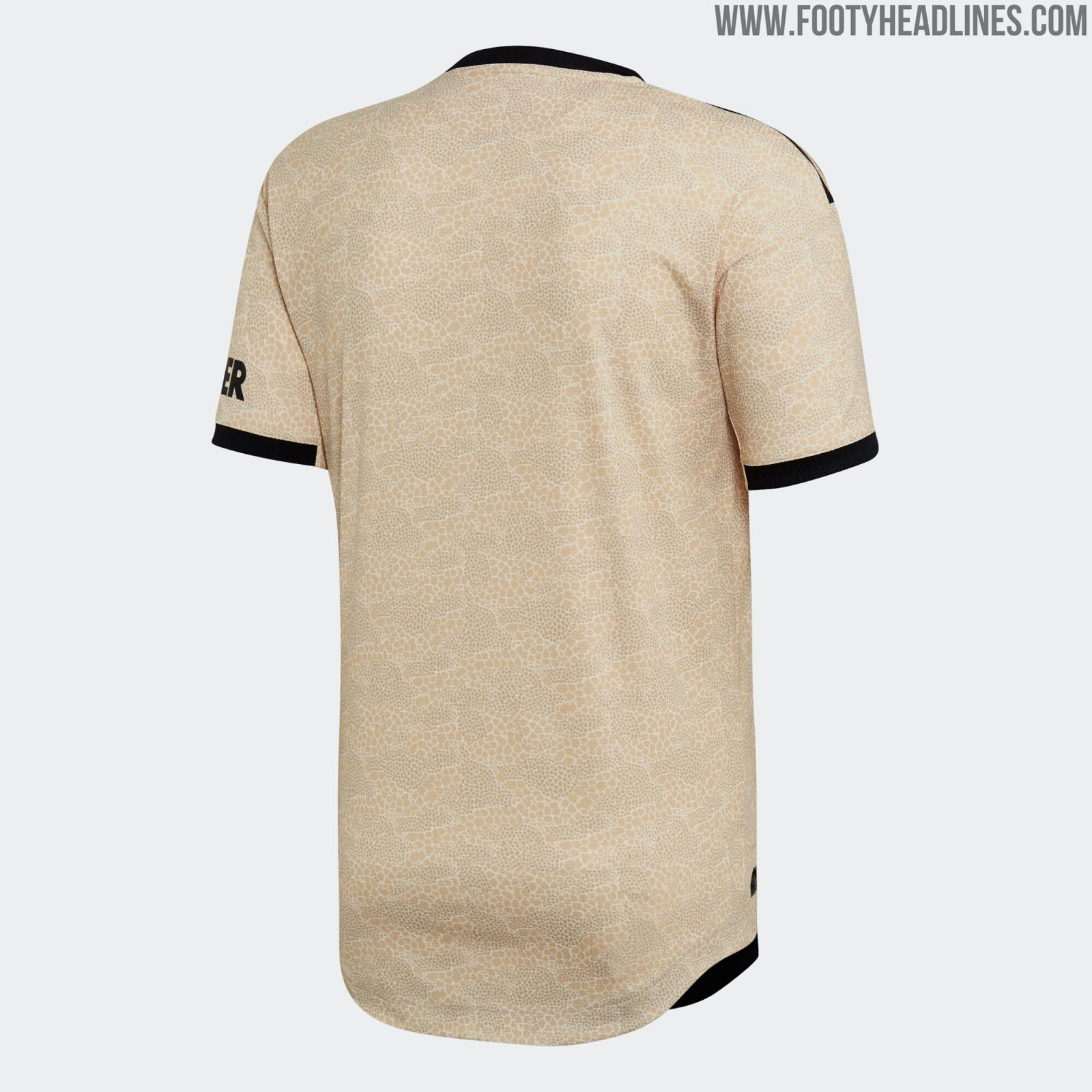 Northern Neck Chevrolet >> Manchester United 19-20 Away Kit Released - Footy Headlines