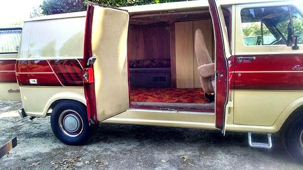 1974 Ford Econoline Van Auto Restorationice