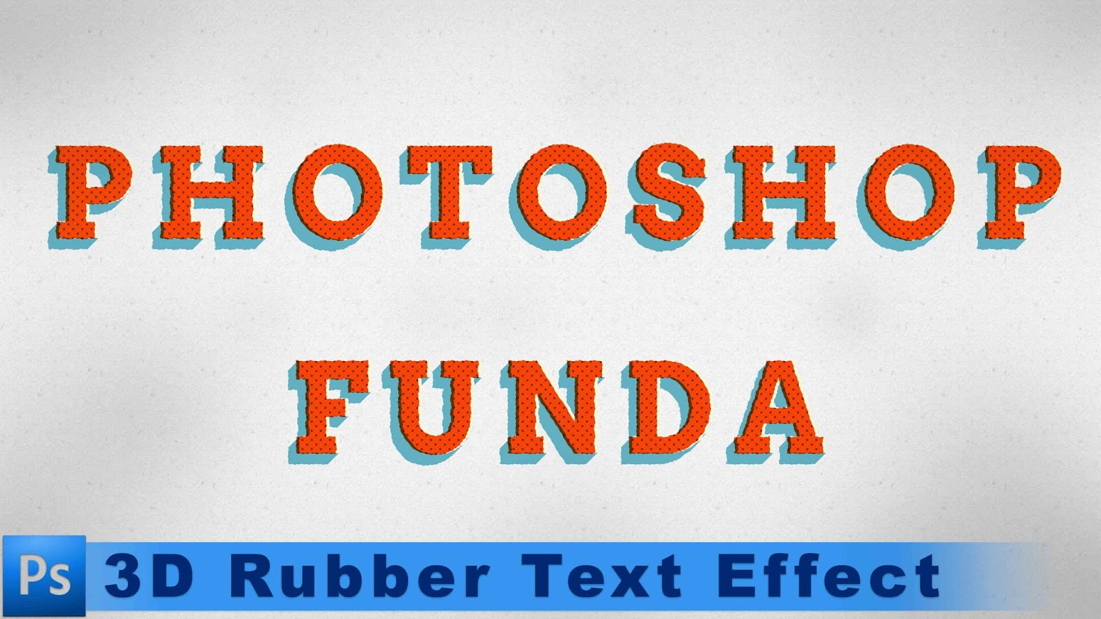 3d rubber text effect in photoshop cc 2017 tutorial very easy in this video i will show you guys how to create rubber looking 3d text effect in photoshop its a very easy try it baditri Gallery