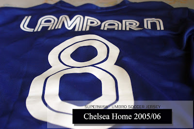 Jersey Chelsea Home 2005 (Centenary)