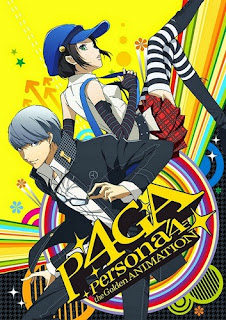 assistir - Persona 4 The Golden Animation - online