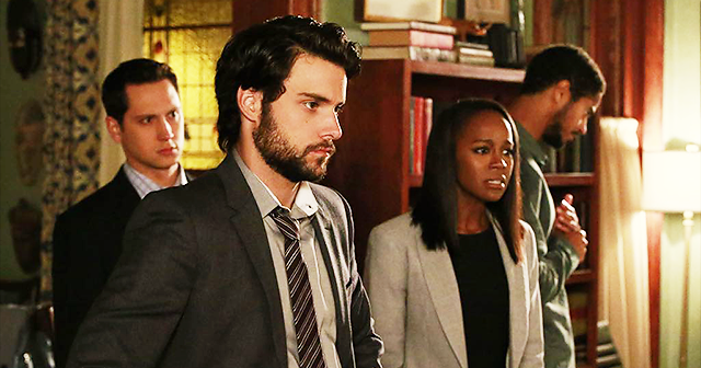 les critiques how to get away with murder saison 3 episode 7 call. Black Bedroom Furniture Sets. Home Design Ideas