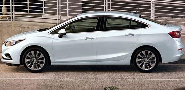 Chevrolet Cruze II Sedán 2017