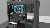 Gioca a costruire il PC su simulatore 3D