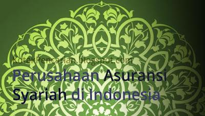 perusahaan asuransi syariah terbaik di indonesia