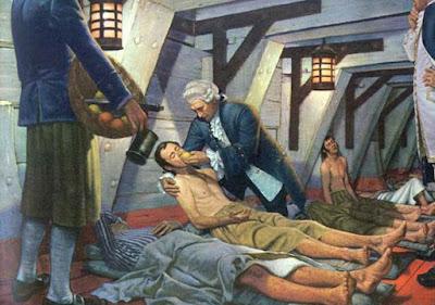 Căn bệnh kỳ lạ từng giết chết nhiều hải tặc và những nhà thám hiểm thể kỷ 18