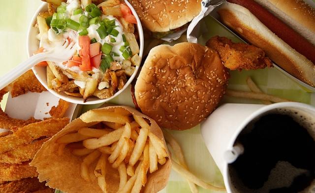 Makanan Cepat Saji Bikin Orang Jadi Susah Sabar