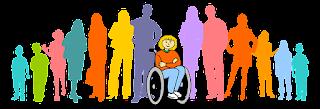 Bildquelle: https://pixabay.com/de/inklusion-gruppe-rollstuhl-2731346/