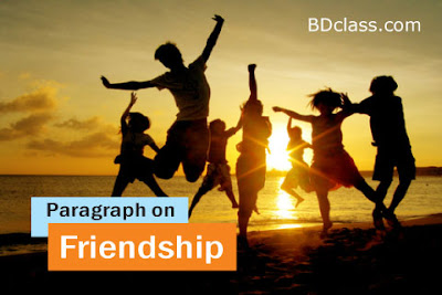 A Paragraph on Friendship