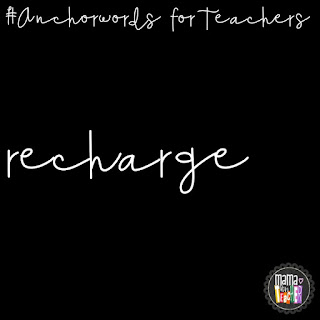 recharge batteries mindfulness for teachers