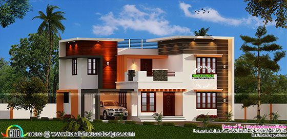 Modern 4 bedroom 3000 sq-ft home