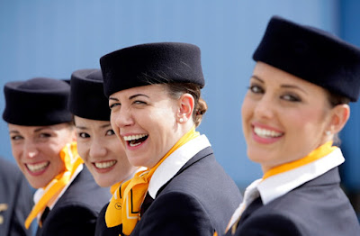 Top 10 Most Attractive Airlines Stewardess
