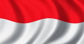 logo pkb di bendera merah putih