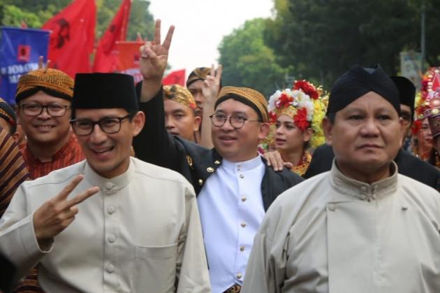 Prabowo-Sandi Bakal Gunakan Strategi Sapu Lidi di Pilpres 2019
