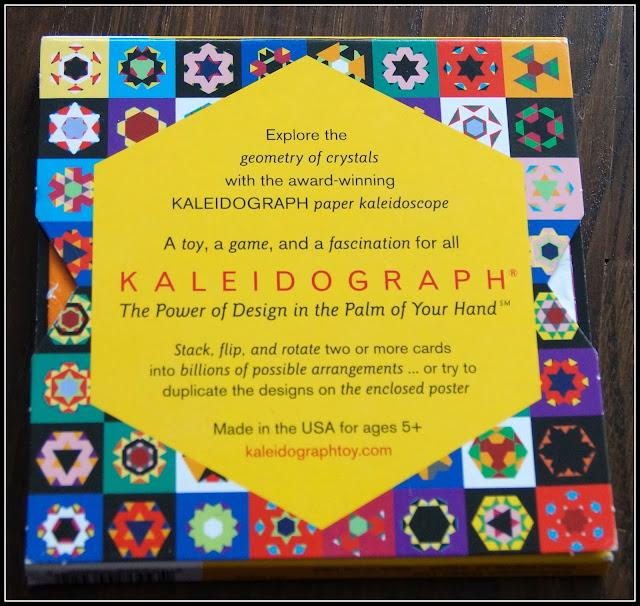 jeu papier kaleidograph