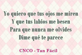 músicas de CNCO