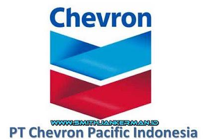 Lowongan PT. Chevron Pacific Indonesia Pekanbaru Mei 2018