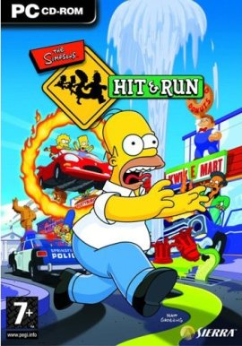 Download Os Simpsons: Hit And Run (PC)