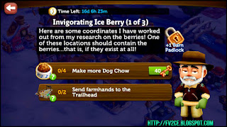 Farmville 2 Country Escape mobile