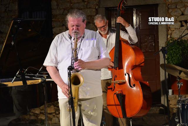 Τζαζ ατμοσφαιρα στο κάστρο Παλαμήδι για το 27ο Μουσικό Φεστιβάλ Ναυπλίου (βίντεο)