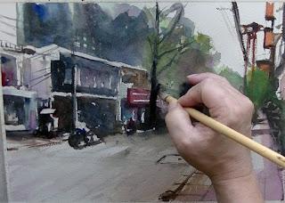 ベトナムの街角 4
