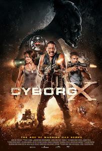Cyborg X Poster
