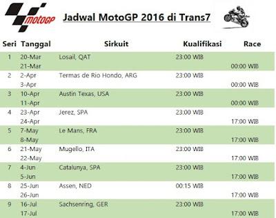 moto gp kalender 2016