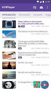 KMPlayer Mirror Mode HD Ad Free APK