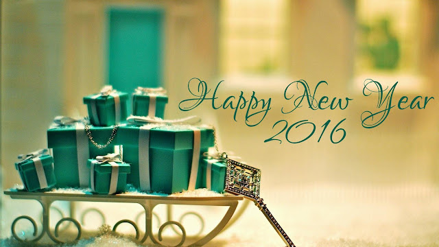 Free Download Happy New Year 2016 HD Wallpaper 31