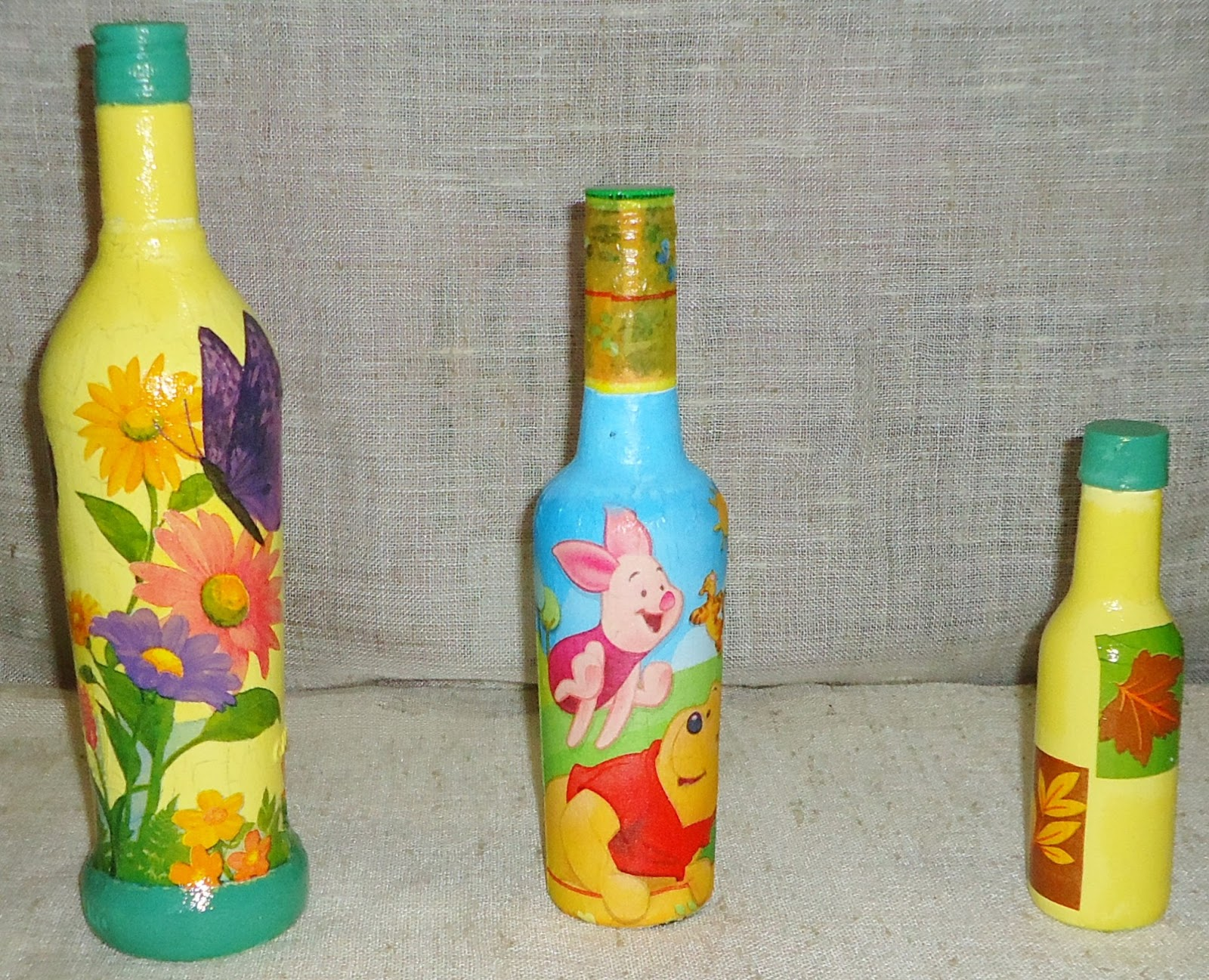 Comprar Botellas Decoradas D 39talles Para Toda Ocacion Botellas Decoradas