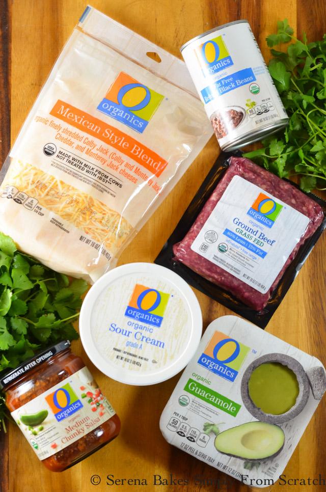 7 Layer Taco Dip Safeway O Organics