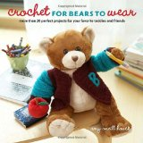 Crochet For Bears To Wear