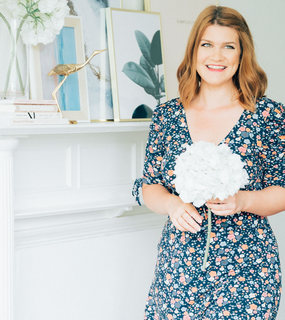 Victoria Jackson   Part-time Magazine Editor and Lifestyle Blogger