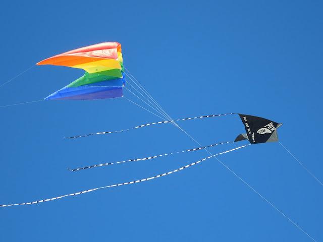 POW kite