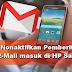 Cara Hilangkan Notifikasi Email masuk di HP Samsung