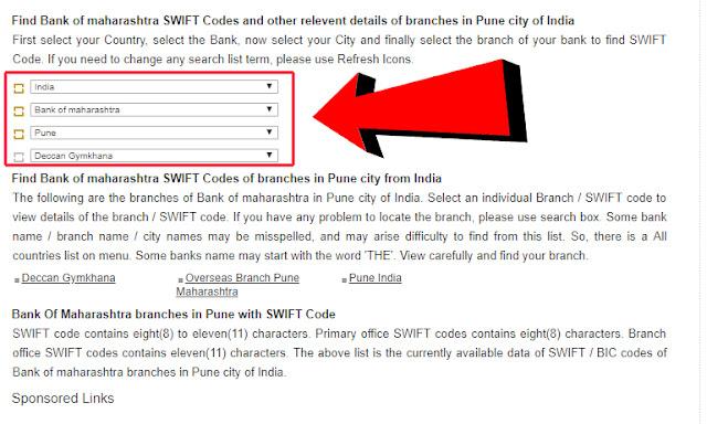 Find Swift Code