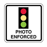 red light cameras mobile app