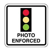 red light cameras mobile app